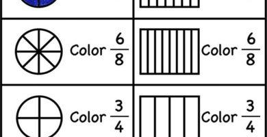Dibujar fracciones